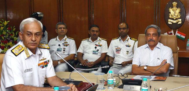 Naval Commanders' Conference