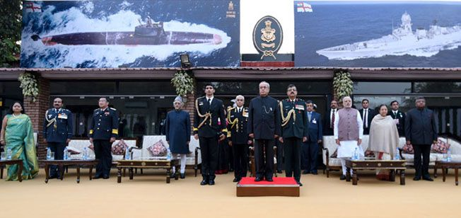 Occasion of Navy Day