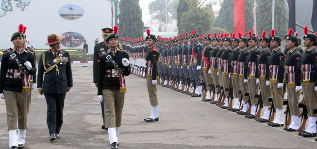 NCC Republic Day Parade 2017