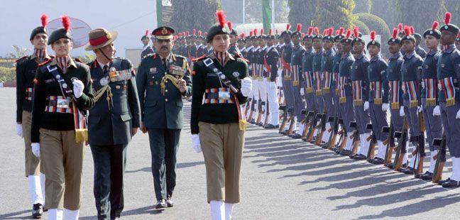 NCC Republic Day Parade Camp 2018
