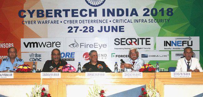 CYBERTCH INDIA – 2018