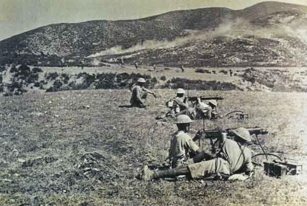 Rajputana Rifles in Tunisia, 1943