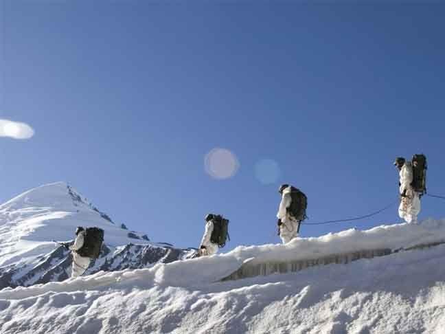 Siachen: The Highest Battlefield