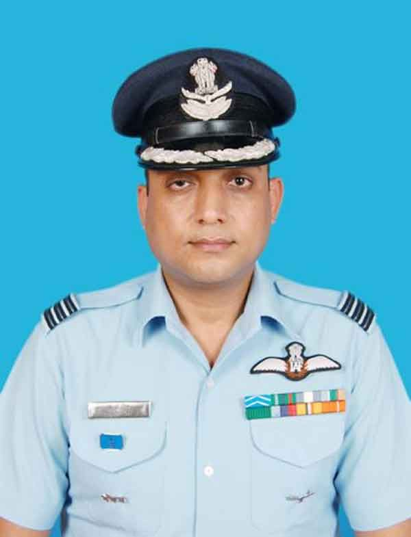Salute to a Wing Commander