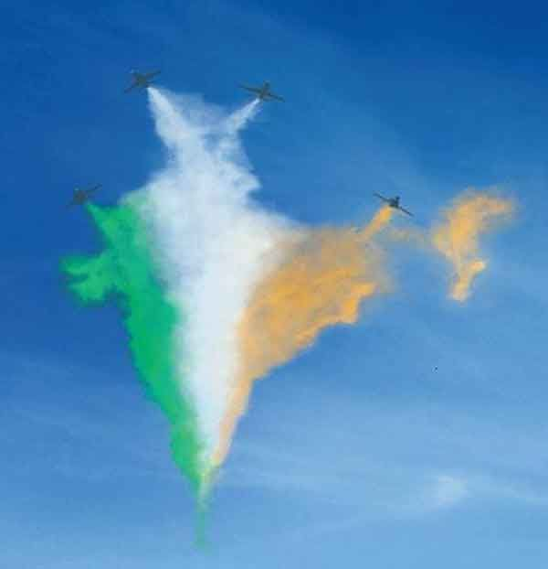 IAF: Independence Day, 2012