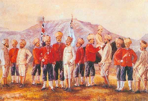 British Indian Army: A Fact File