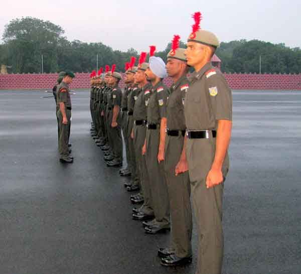 Grooming of Gentleman Cadets
