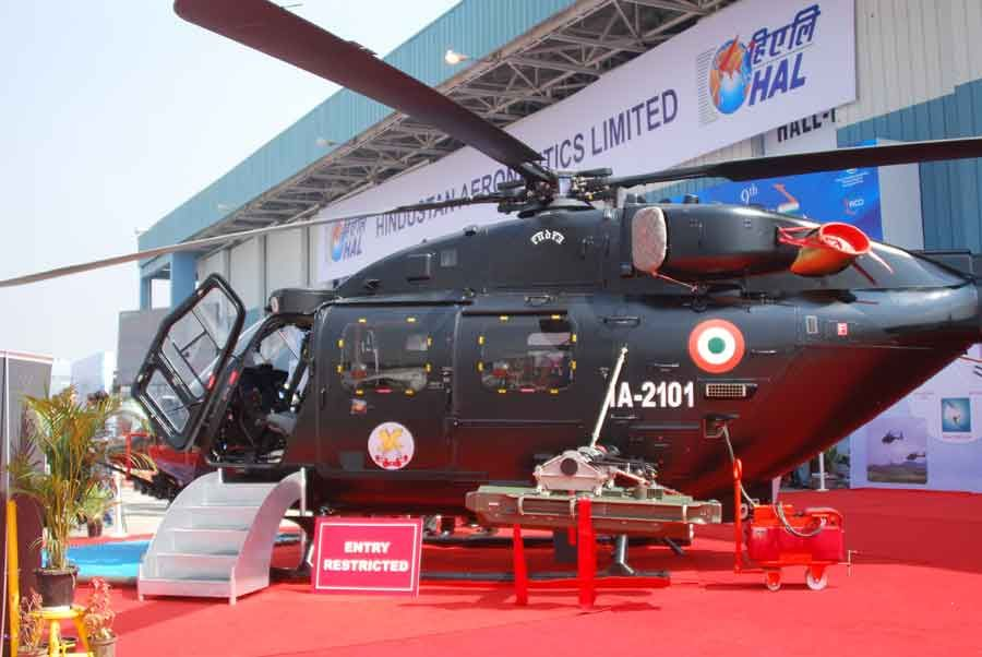 HAL's Advance Light Helicopter